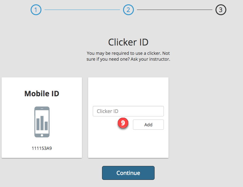 Add Clicker ID