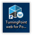 TurningPoint Web Button