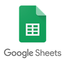 Click to open the Google Sheet Sample file
